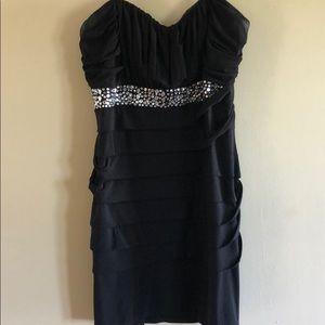 Torrid black cocktail dress!